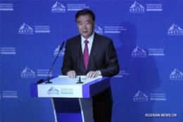 Китай в делах Арктики, рктпс