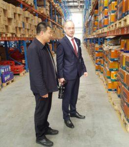 рктпс Китай бизнес